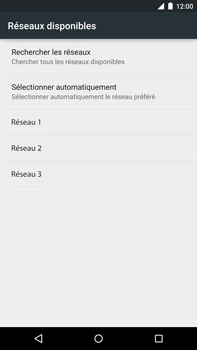 Motorola Nexus 6 - Réseau - utilisation à l'étranger - Étape 11