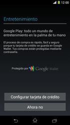 Sony Xperia Z1 - Aplicaciones - Tienda de aplicaciones - Paso 21