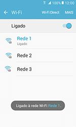 Samsung Galaxy Xcover 3 (G389) - Wi-Fi - Como ligar a uma rede Wi-Fi -  8