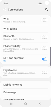 Samsung Galaxy S10e - Network - Enable 4G/LTE - Step 5