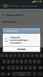 Samsung I9505 Galaxy S IV LTE - E-mail - handmatig instellen - Stap 15