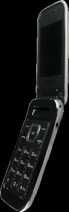 Samsung C3590 - Premiers pas - Découvrir les touches principales - Étape 7