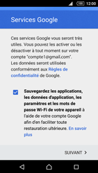 Sony Sony Xperia Z5 (E6653) - E-mail - Configuration manuelle (gmail) - Étape 15