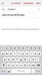 Samsung J500F Galaxy J5 - E-mail - Hoe te versturen - Stap 9