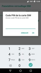 Crosscall Core X3 - Sécuriser votre mobile - Personnaliser le code PIN de votre carte SIM - Étape 7