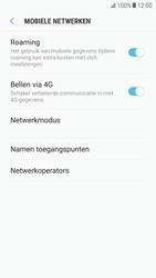Samsung G920F Galaxy S6 - Android Nougat - Internet - Dataroaming uitschakelen - Stap 6