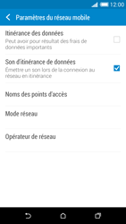 HTC Desire 816 - Internet - Configuration manuelle - Étape 6