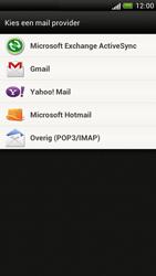 HTC Z520e One S - E-mail - e-mail instellen: POP3 - Stap 5