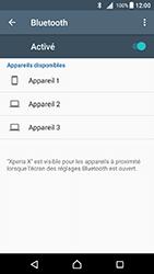 Sony Xperia X - Android Nougat - WiFi et Bluetooth - Jumeler votre téléphone avec un accessoire bluetooth - Étape 6