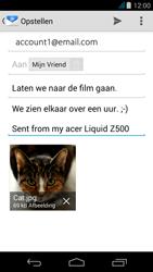 Acer Liquid Z500 - E-mail - e-mail versturen - Stap 15
