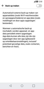 LG H870 G6 - Device maintenance - Back up - Stap 8