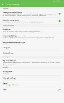 Samsung Galaxy Tab A 10.1 (SM-T585) - Voicemail - Handmatig instellen - Stap 6