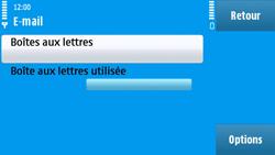 Nokia N97 - E-mail - Configuration manuelle - Étape 6