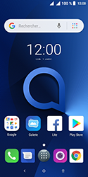 Alcatel 1 - Applications - Supprimer une application - Étape 1