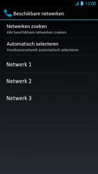 Huawei Ascend P1 LTE - Buitenland - Bellen, sms en internet - Stap 9