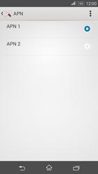 Sony Xperia E4g - Internet - Configurar Internet - Paso 17