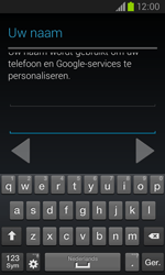 Samsung Galaxy Core (I8260) - Applicaties - Account aanmaken - Stap 7