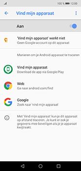 Huawei P20 Lite - Beveiliging en privacy - zoek mijn mobiel activeren - Stap 7