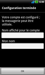 LG P920 Optimus 3D Speed - E-mail - Configuration manuelle - Étape 10