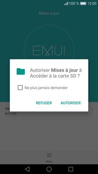 Huawei Mate 8 - Appareil - Mise à jour logicielle - Étape 5