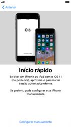 Apple iPhone 7 - iOS 12 - Primeiros passos - Como ligar o telemóvel pela primeira vez -  7