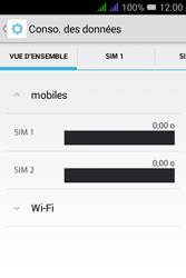 Alcatel Pixi 3 Dual Sim - Internet et connexion - Désactiver la connexion Internet - Étape 5