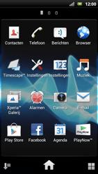 Sony Ericsson Xperia Neo met OS 4 ICS - Internet - Hoe te internetten - Stap 3