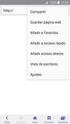 Samsung Galaxy S6 - Internet - Configurar Internet - Paso 21
