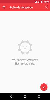 Motorola Moto G6 - E-mails - Ajouter ou modifier votre compte Yahoo - Étape 4