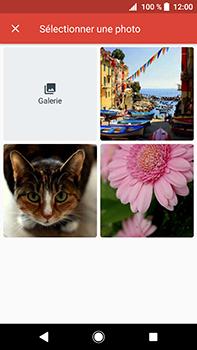 Sony Xperia XA2 Ultra - MMS - envoi d'images - Étape 11