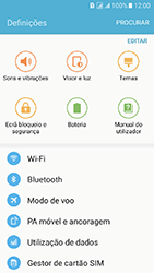 Samsung Galaxy J5 (2016) DualSim (J510) - Wi-Fi - Ligar a uma rede Wi-Fi -  4
