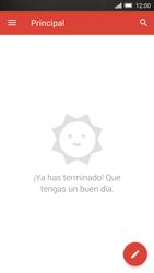 HTC One M8 - E-mail - Configurar Gmail - Paso 4