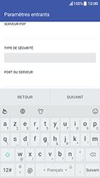 HTC 10 - Android Nougat - E-mail - Configuration manuelle - Étape 10