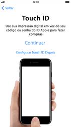 Apple iPhone 8 - Primeiros passos - Como ativar seu aparelho - Etapa 11