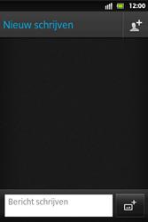 Sony ST27i Xperia Go - MMS - afbeeldingen verzenden - Stap 4
