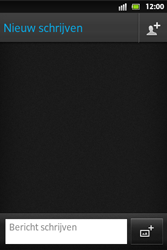 Sony ST27i Xperia Go - MMS - hoe te versturen - Stap 4