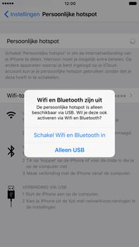 Apple iPhone 7 Plus (Model A1784) - WiFi - Mobiele hotspot instellen - Stap 7