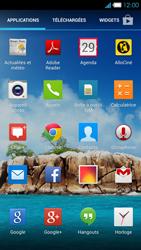 Bouygues Telecom Ultym 4 - E-mails - Ajouter ou modifier un compte e-mail - Étape 3