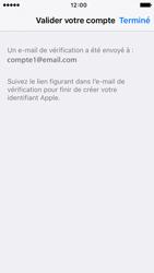 Apple iPhone 5s iOS 9 - Applications - Créer un compte - Étape 24