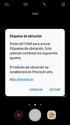 Samsung Galaxy S6 - Android Nougat - Funciones básicas - Uso de la camára - Paso 7