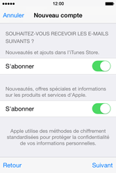 Apple iPhone 4s iOS 8 - Applications - Télécharger des applications - Étape 18