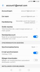 Huawei P10 (Model VTR-L09) - E-mail - Instellingen KPNMail controleren - Stap 8