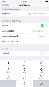 Apple iPhone 6s Plus - Email - Configurar a conta de Email -  23