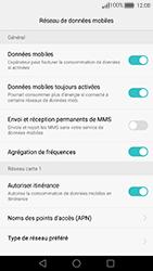 Huawei Nova - Internet - Désactiver du roaming de données - Étape 6