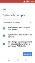Nokia 1 - E-mail - Configuration manuelle (yahoo) - Étape 11