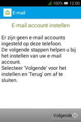 "Alcatel Pixi 3 - 3.5"" - E-mail - e-mail instellen: POP3 - Stap 5"