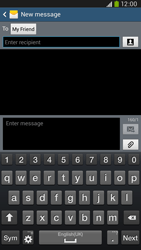 Samsung I9205 Galaxy Mega 6-3 LTE - Mms - Sending a picture message - Step 8