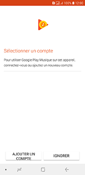 Samsung Galaxy A6 - Photos, vidéos, musique - Ecouter de la musique - Étape 4