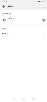 Huawei P30 - MMS - Handmatig instellen - Stap 14