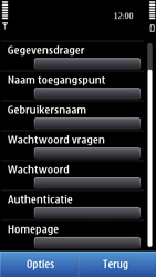 Nokia C6-01 - Internet - Handmatig instellen - Stap 16